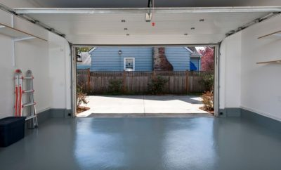 garage door upgrades